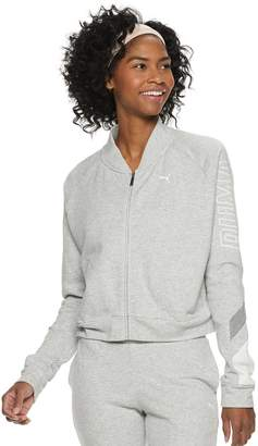 Puma Women's Athletics Bomber Jacket