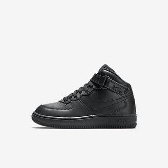 Nike Air Force 1 Mid Little Kids' Shoe $145 thestylecure.com