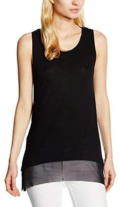 Mexx Women's Vest - Black - 6