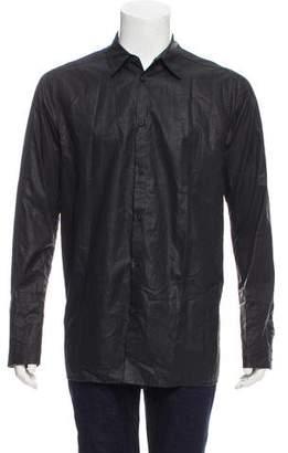 Alexandre Plokhov Woven Button-Up Shirt