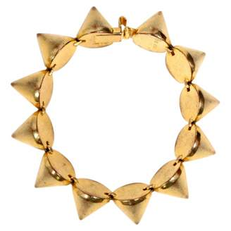 Eddie Borgo Gold Gold plated Bracelet