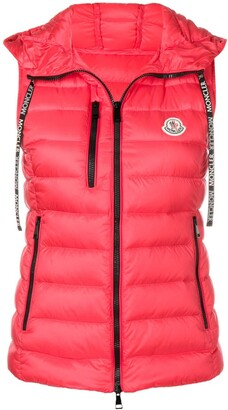 Moncler padded down gilet