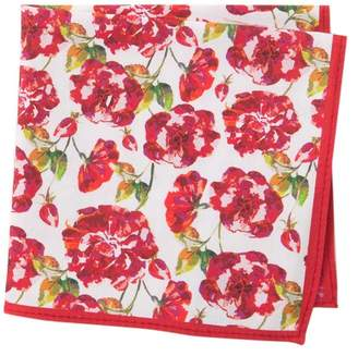 14th & Union Clyde Floral Pocket Square