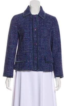 Marc by Marc Jacobs Tweed Structured Jacket
