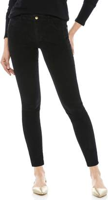 Sam Edelman The Stiletto Velvet Skinny Pants