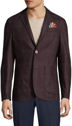 Co ATP & Men's Notch Welt Chest Sportcoat