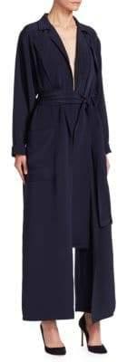 Ralph Lauren Collection O'Reilly Silk Jumpsuit