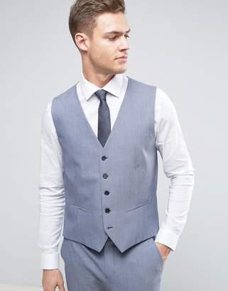 Selected Wedding Super Skinny Vest