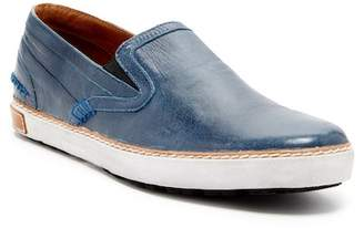 Blackstone Round Toe Slip-On Sneaker