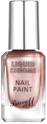 Barry M Cosmetics Liquid Chrome Nail Paint