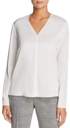 BOSS Ivala V-Neck Blouse