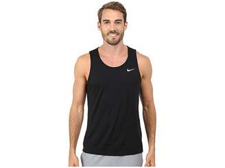 Nike Dri-FITtm Contour Running Singlet Men's Workout
