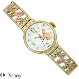Disney (ディズニー) - Disney ディズニー レディースバングルウォッチ 女性に人気の可愛い腕時計 デイジー WD-F02-DS