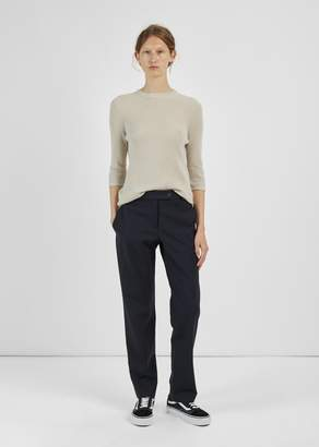 6397 Stovepipe Trouser Navy