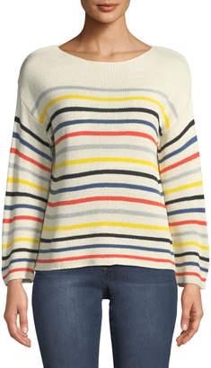 philosophy Lily Yarn Striped Sweater