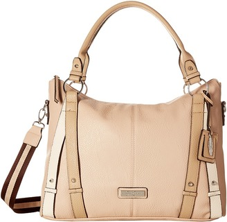 Jessica Simpson Greer Crossbody Tote $108 thestylecure.com