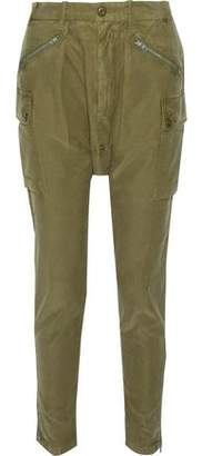 R 13 Twill Tapered Pants
