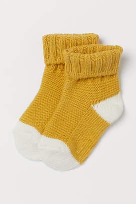 H&M Knitted socks