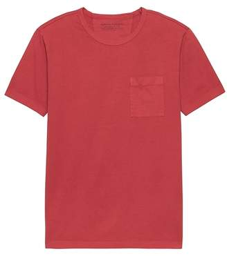 Banana Republic Authentic SUPIMA® Cotton Garment Dyed T-Shirt