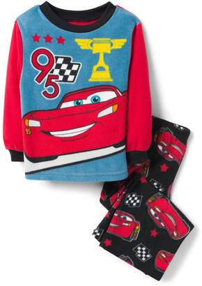 Crazy 8 Crazy8 Cars 2-Piece Pajama Set