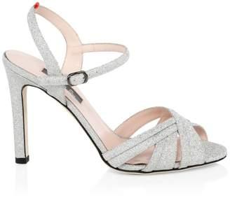 37a719a6b7 Sarah Jessica Parker Cadence Peep-Toe Heels
