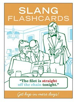 Slang Flashcards $10 thestylecure.com