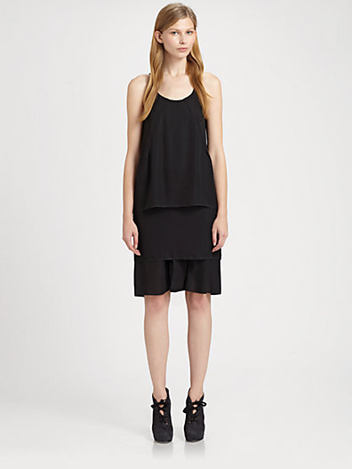 Acne Studios Tiered Dress