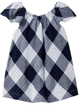 Joe Fresh Gingham Top (Toddler & Little Girls)