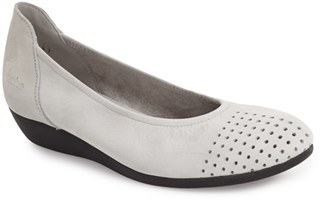 Women's Arche Onara Water Resistant Flat $324.95 thestylecure.com