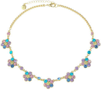 MONET JEWELRY Monet Jewelry Womens Multi Color Collar Necklace