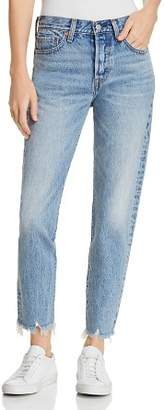 Levi's Wedgie Icon Straight Jeans in Shut Up