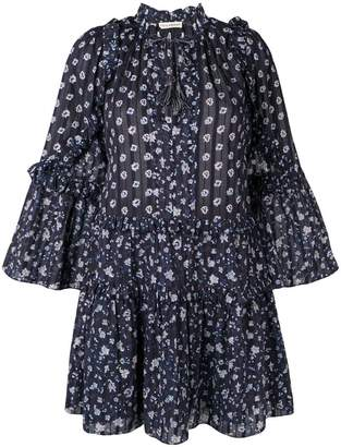 Ulla Johnson floral print mini dress