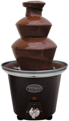 Nostalgia Mini Chocolate Fondue Fountain