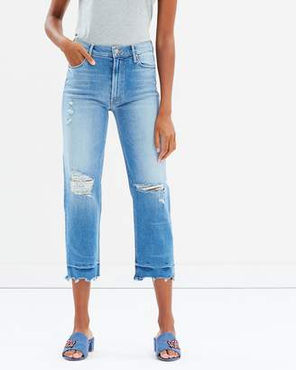 Mother The Maverick Chew Jeans