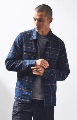 Ezekiel Norway Plaid Shirt Jacket