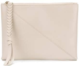 Nina Ricci zipped clutch
