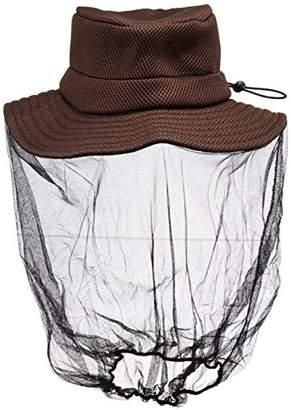 Cogit (コジット) - クールマックス虫除け帽子 ブラウン