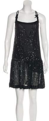 Blugirl Sequin Mini Dress