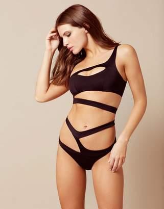 Agent Provocateur Lexxi Bikini Bottom Black