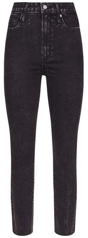 Denim Margot Ankle Raw Hem Jeans