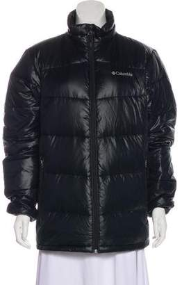 Columbia Long Sleeve Casual Puffer Jacket