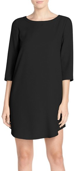 Women's Bb Dakota 'Jazlyn' Crepe Shift Dress