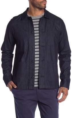 Tavik Waylon Long Sleeve Denim Shirt