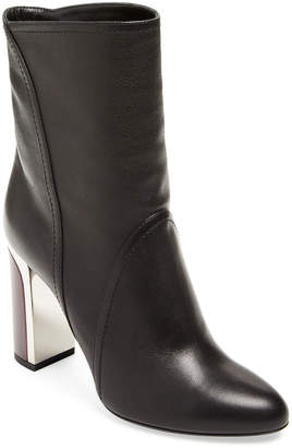 Christian Dior Leather Ankle Boot