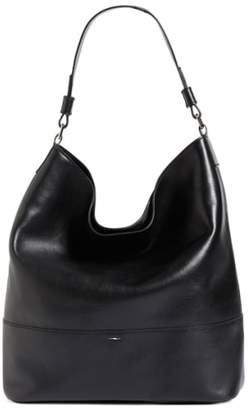 Shinola Relaxed Leather Hobo Bag