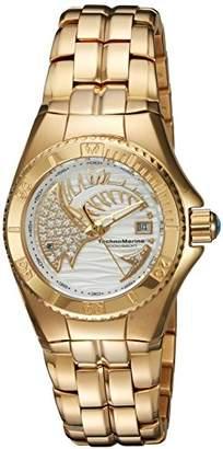Technomarine Women's 'Cruise' Swiss Quartz Stainless Steel Watch