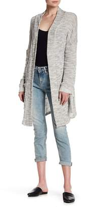 Willow & Clay Heathered Knit Cardigan