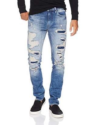 Hudson Jeans Men's Axl Skinny Zip Fly