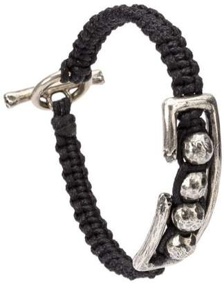 Tobias Wistisen studded bracelet
