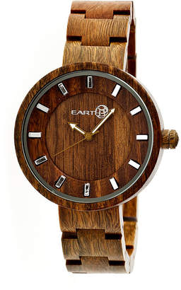 Earth Wood Root Olive Bracelet Watch ETHEW2504